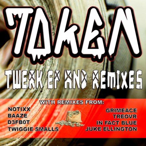 Twerk EP Remixes Album Art
