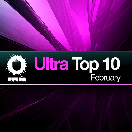 Album Art - Ultra Top 10 February
