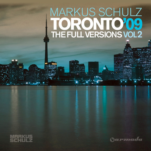 Album Art - Toronto '09 - The Full Versions Volume  2