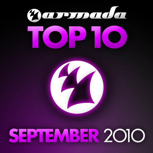 Album Art - Armada Top 10 - September 2010