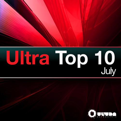 Album Art - Ultra Top 10 July