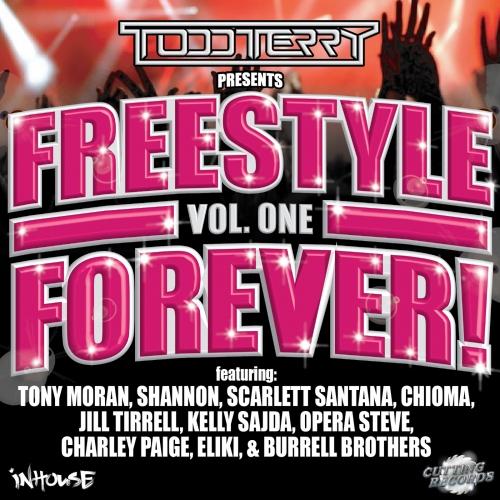Freestyle Forever Album Art