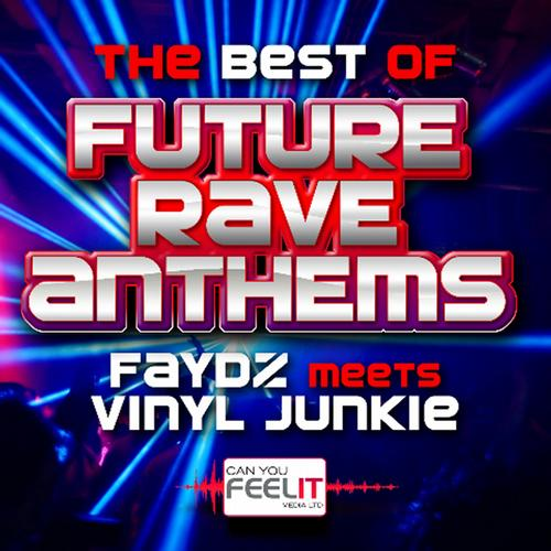Album Art - The Best of Future Rave Anthems - Mixed by DJ Faydz & Vinyl Junkie