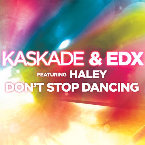 Album Art - Don't Stop Dancing feat. Haley