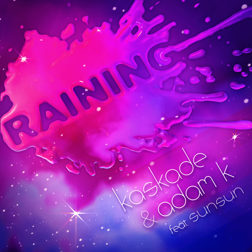 Album Art - Raining feat. Sunsun