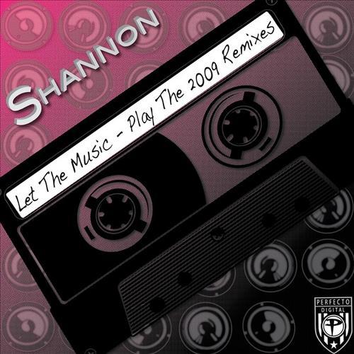 Let The Music Play - The 2009 Remixes Album Art