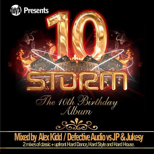 10 Years Of Storm Album