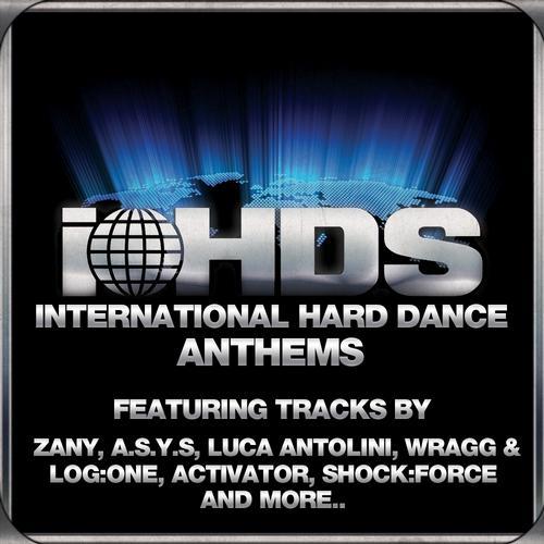 Album Art - International Hard Dance Anthems 01