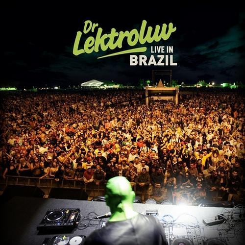 Live In Brazil Album Art
