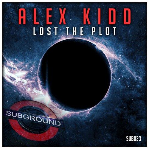 Lost the Plot Album Art