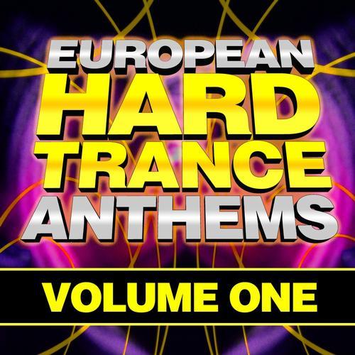 Album Art - European Hard Trance Anthems Volume 1