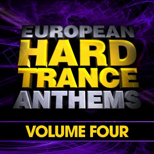 Album Art - European Hard Trance Anthems Volume 4