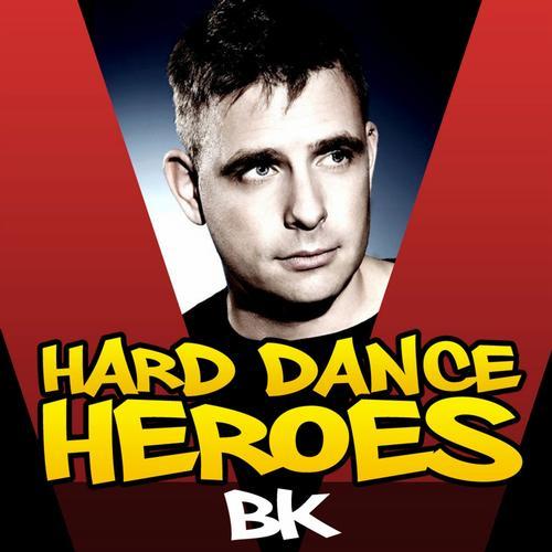 Album Art - Hard Dance Heroes - BK