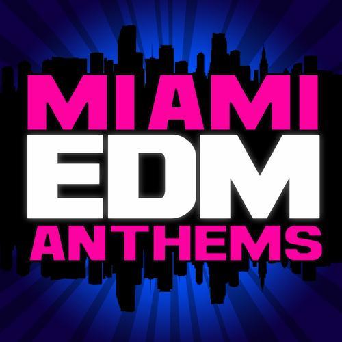 Miami EDM Anthems Album Art