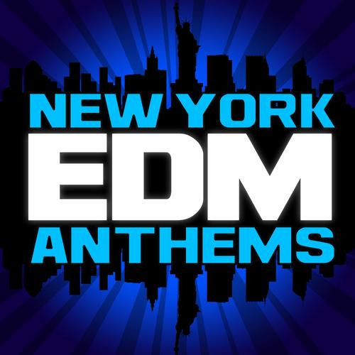 New York EDM Anthems Album Art