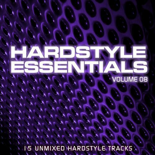 Album Art - Hardstyle Essentials Volume 8