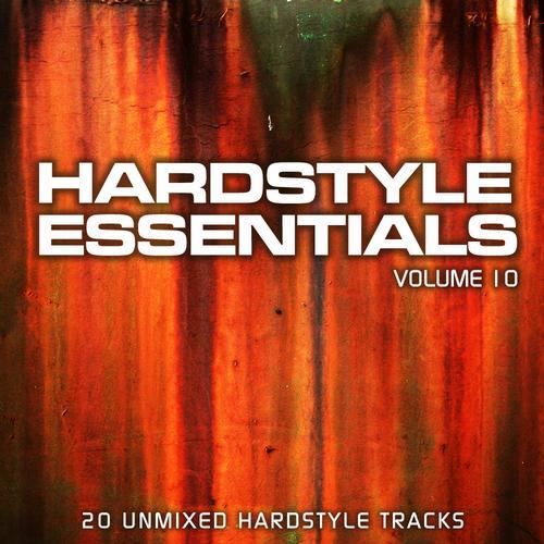Album Art - Hardstyle Essentials Volume 10