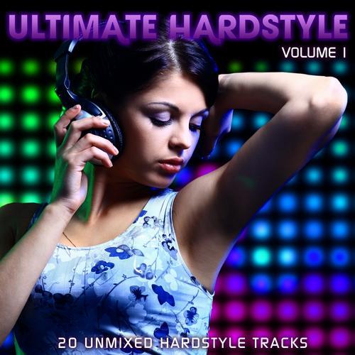 Album Art - Ultimate Hardstyle Vol 1