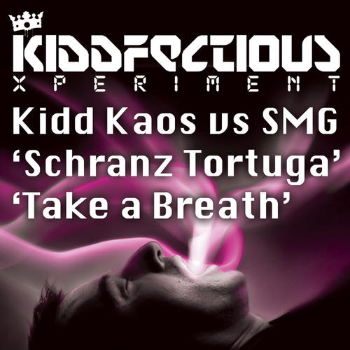Album Art - Kiddfectious Experiment EP 3