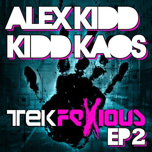 Tekfexious EP 2 Album Art