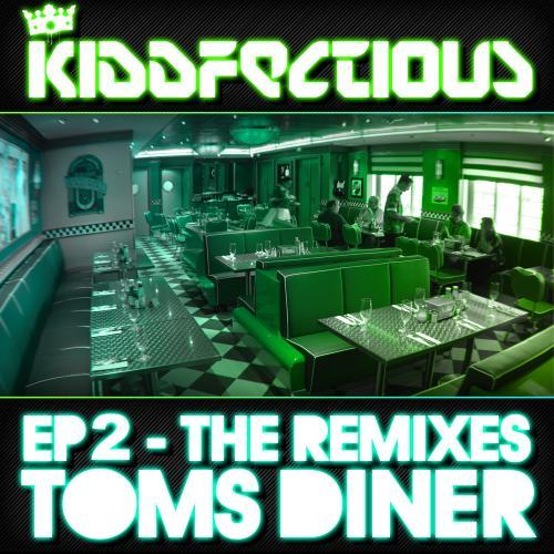 Album Art - Toms Diner EP 2 (The Remixes)