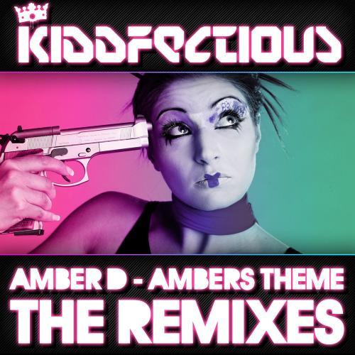 Album Art - Ambers Theme The Remixes