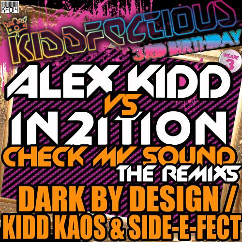 Album Art - Check My Sound (Remixes)