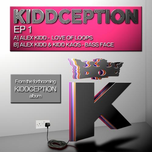Album Art - Kiddception E.P 1