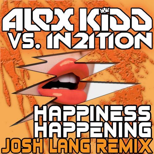 Album Art - Happiness Happening (Josh Lang Remix)