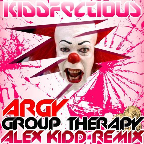 Album Art - Group Therapy (Alex Kidd Remix)
