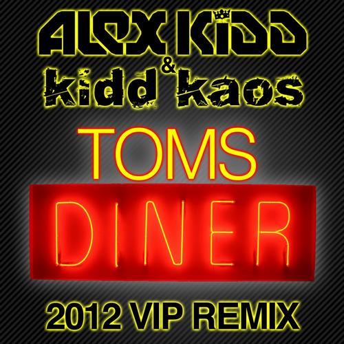 Album Art - Toms Diner
