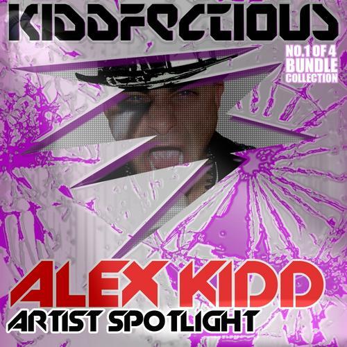 Album Art - Alex Kidd Artist Spotlight Bundle