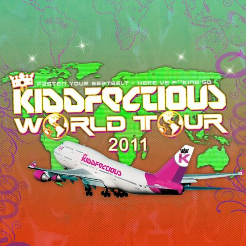 Album Art - Kiddfectious World Tour 2011
