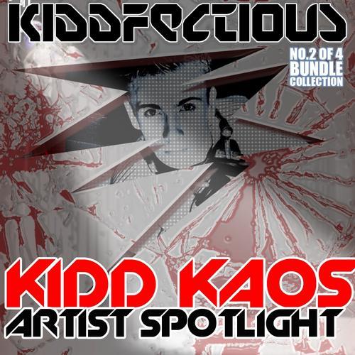 Album Art - Kidd Kaos Artist Spotlight