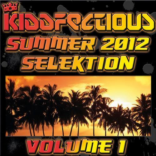 Album Art - Kiddfectious Summer 2012 Selektion