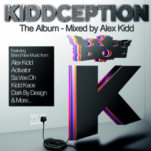 Album Art - Kiddception - The Album