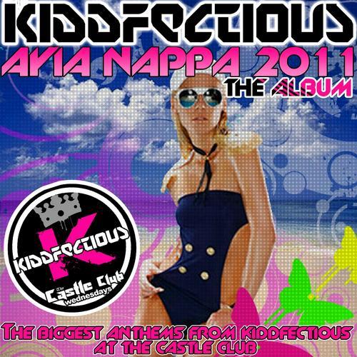 Album Art - Kiddfectious Ayia Napa 2011
