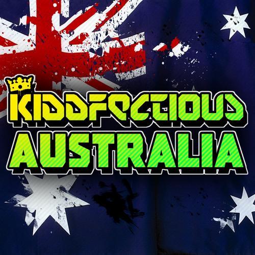 Album Art - Kiddfectious Australia