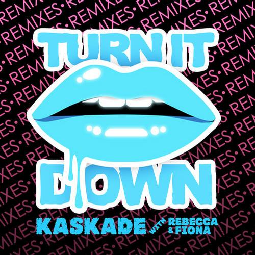 Album Art - Turn It Down (with Rebecca & Fiona) - Remixes