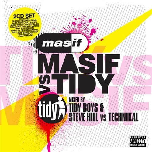 Album Art - Masif vs Tidy