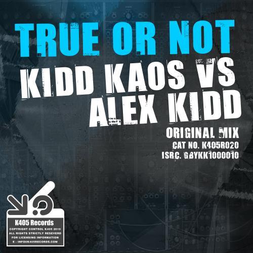 True Or Not Album