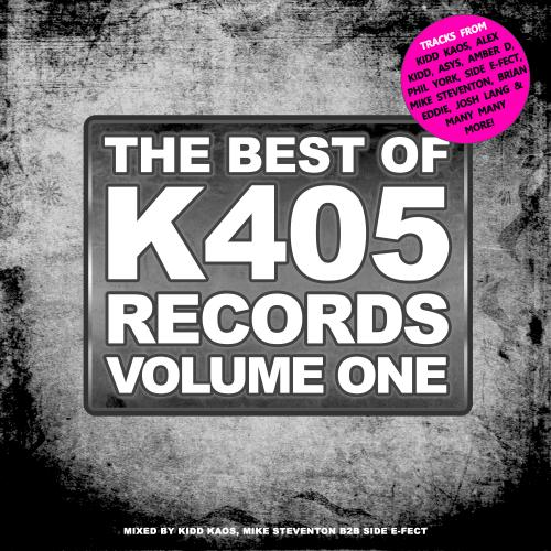 Album Art - The Best Of K405 Records - Volume 1