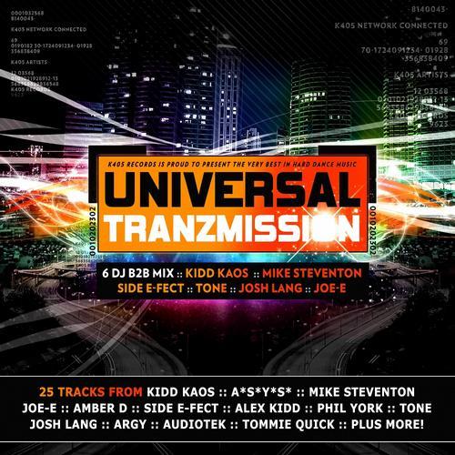 Album Art - Universal Tranzmission