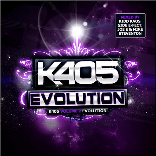 Album Art - K405 Evolution