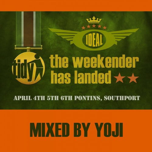 Album Art - The Weekender Has Landed: Mixed By Yoji
