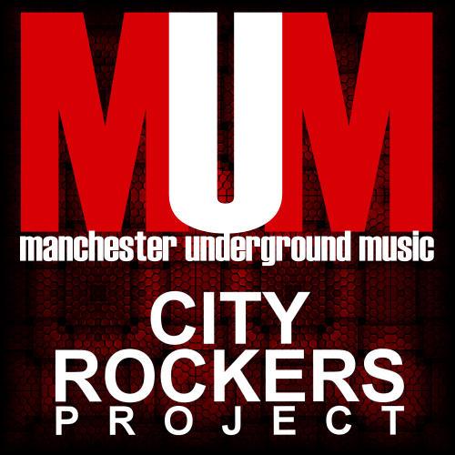 City Rockers Project Album Art