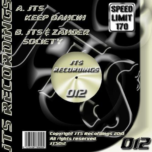 JTS012 Album Art