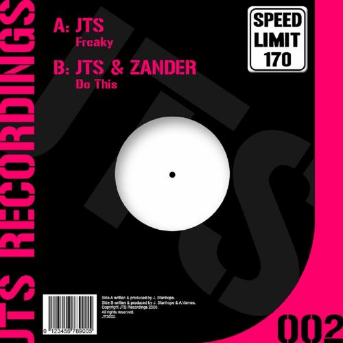 JTS002 Album Art