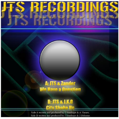 JTS008 Album Art