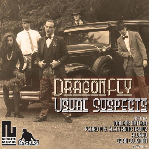 Album Art - Usual Suspects
